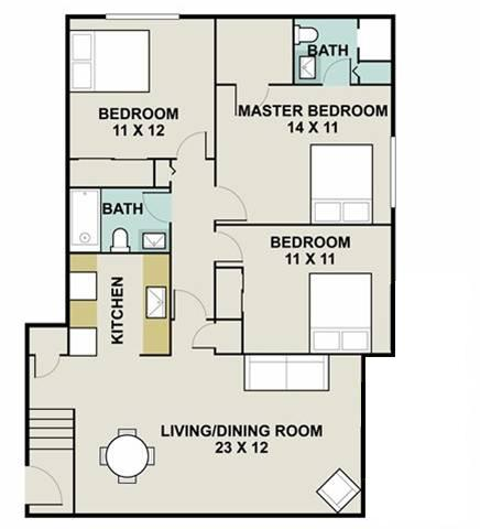 A Gated Community You Call Home Apartments Floor Plans